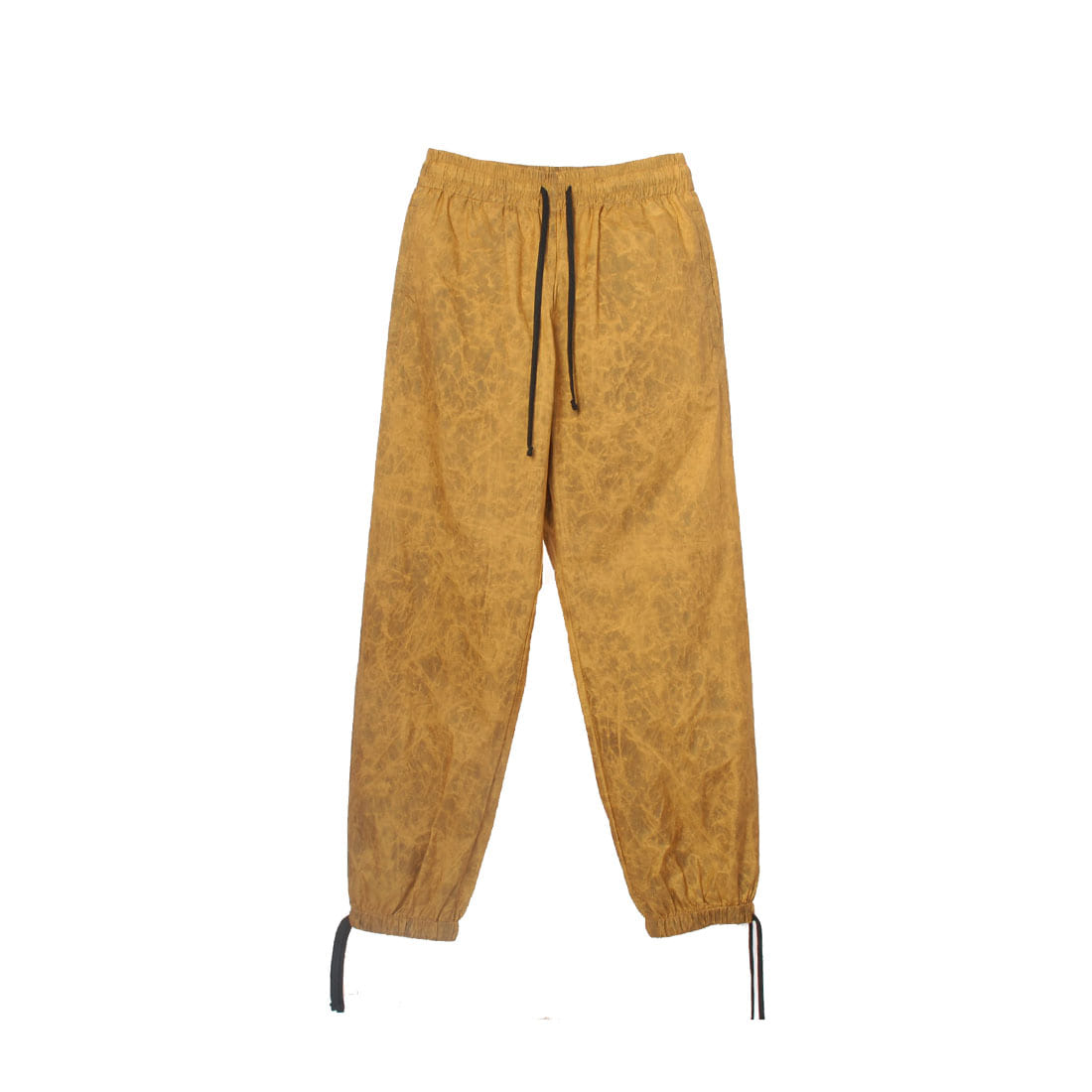 YELLOW FUTURE VINTAGE JOGGER PANTS